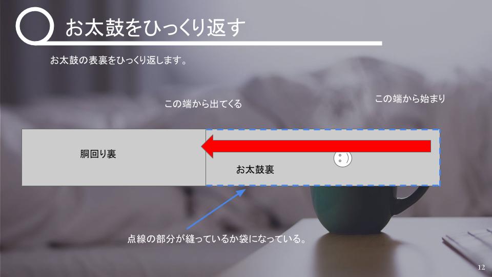 名古屋帯の作り方 v1 - 20160205 (11)