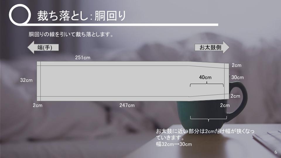 名古屋帯の作り方 v1 - 20160205 (5)