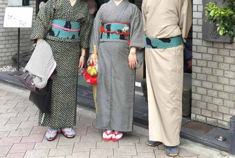 イベントレポート:2016/4/23 着物を着ない会@日暮里 羽二重本店