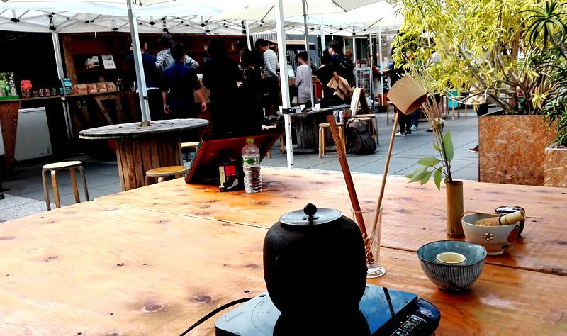 イベントレポート:茶会@新宿NEWoMan。お客さんゼロ人。