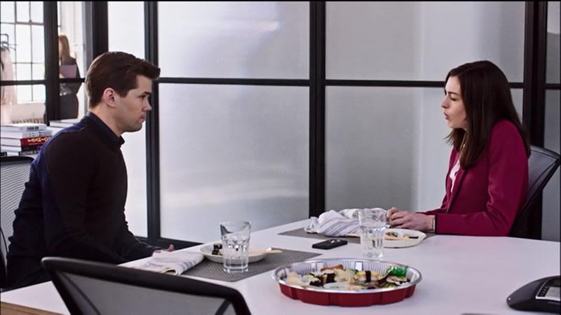 ロマンティックなラブストーリーの洋画で、寿司と和食がデートの場に。和食はそんなにシャレてるのか?