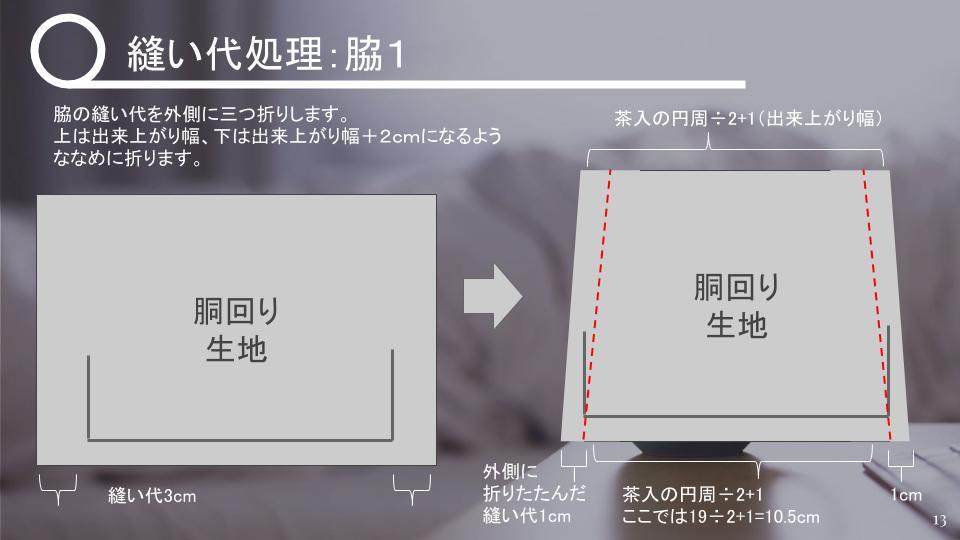 茶入の仕覆の作り方 初級編 v1 - 20190210 (12)